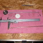 Mitutoyo Caliper Repair